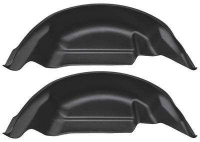 Husky | 79121 | Rear Wheel Well Guards For 2015-2017 Ford F150 (Pair) - Free