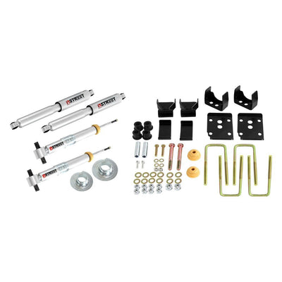 BellTech | 1000SP | Lowering Kit Fits 2016-2018 Ford F150 2WD/4WD