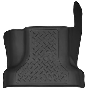 Husky | 53461 | CENTER HUMP FLOOR LINER Fits 2015-2017 Ford F150 Without Center Console