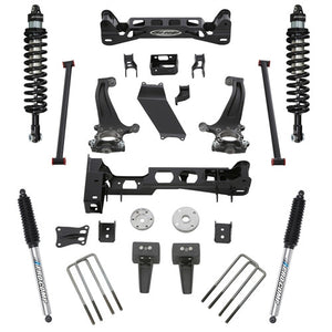 "Pro Comp | K4189BPX | 6"" Stage 2 Lift Kit With Front MX2.75 Coilovers and Rear Pro Runner Shocks Fits 2015-2017 Ford F150"