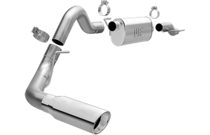 "Magnaflow | 19079 | 3"" Stainless Steel Cat Back Exhaust System Fits 2015-2017 Ford F150 With 5.0L"