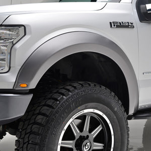 Paramount | 58-0411 | 15-16 FORD F-150 RAPTOR-STYLE FENDER FLARES