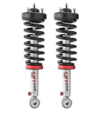 Rancho | RS999945-RS999946 | Quick Lift Loaded Leveling Coilovers (Pair) Fits 2014-2017 Ford F150