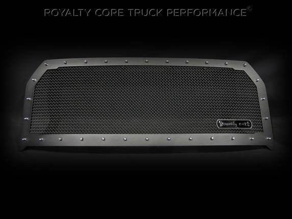 Royalty Core | RCR | Race Line Full Grille Replacement Fits 2015-2017 Ford F150 (Non-Raptor)