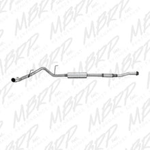 "MBRP | S5230AL | 3"" Aluminized cat back single 