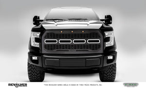 T-Rex | Revolver Series | Main Grille Full Replacement Fits 2015 to 2017 Ford F150