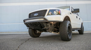 Addictive Desert Designs 04-08 Ford F-150 ADD Lite Front Bumper w- Top Hoop