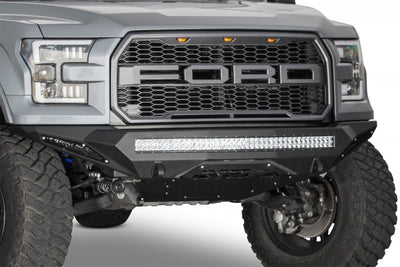 Addictive Desert Designs 15-17 Ford F-150 EcoBoost Stealth Fighter Front Bumper