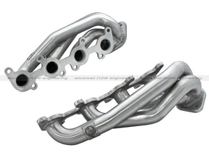aFe Twisted Steel Headers SS-409 11-14 Ford F-150 V8 5.0L *Race Only*