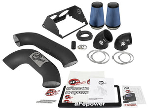 aFe Magnum FORCE Stage-2 Pro 5R Cold Air Intake System 2017 Ford F-150 V6-3.5L (tt)