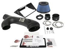 aFe MagnumFORCE Stage-2 Intake w- Rotomolded Tube & Pro 5R Filter 2017 Ford F-150 V6-3.5L (tt)