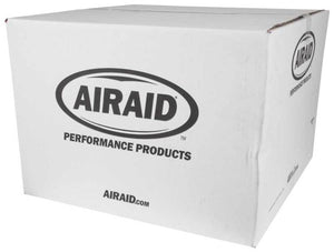 Airaid 2015 Ford F-150 5.0L V8 Cold Air Intake System w- Black Tube (Oiled)