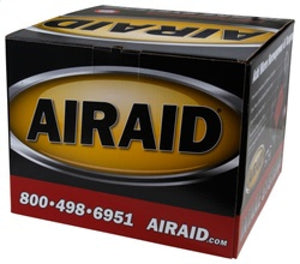 Airaid 11-13 Ford F-150 5.0L Airaid Jr Intake Kit - Dry - Red Media