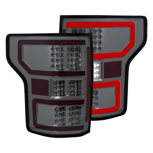 ANZO | 321339 | 18-19 Ford F-150 LED Taillights Smoke