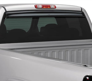 AVS 04-14 Ford F-150 Sunflector Rear Window Truck Sun Deflector 1pc - Smoke