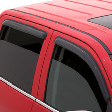 AVS 97-03 Ford F-150 Supercab Ventvisor Outside Mount Window Deflectors 4pc - Smoke