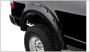 Bushwacker | 20916-02 | 04-08 Ford F-150 Styleside Pocket Style Flares 4pc 66.0-78.0-96.0in Bed - Black