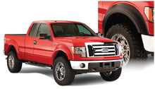 Bushwacker 09-14 Ford F-150 Styleside Extend-A-Fender Style Flares 4pc 67.0-78.8-97.4in Bed - Black