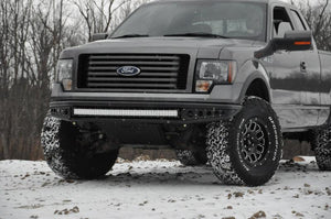 DV8 Offroad 09-14 Ford F-150 Baja Style Front Bumper
