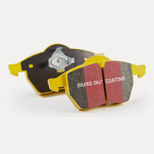 EBC 15+ Ford F150 2.7 Twin Turbo (2WD) Yellowstuff Rear Brake Pads