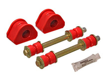 Energy Suspension 97-03 Ford F150 4wd-F250 Light Duty 4WD Red 27mm Front Sway Bar Bushing Set