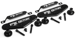 Fox Ford Raptor 3.0 Factory Series 12.27in External QAB P-B Reservoir Rear Shock Set - Blk