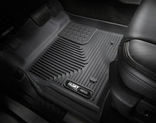 Husky Liners 09-14 Ford F-150 SuperCrew Cab X-Act Contour Black 2nd Seat Floor Liner (Full Coverage)