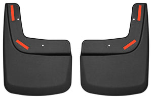 Husky Liners 2017-2018 Ford F-150 Raptor Custom-Molded Rear Mud Guards