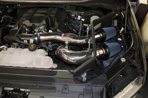 Injen 2015 Ford F-150 V6 2.7L-3.5L EcoBoost Polished Short Ram Intake (Includes Heat Shield)