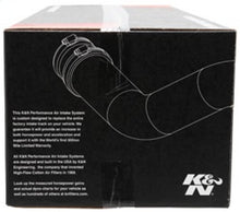 K&N 07-10 Ford Expedition - 09-10 F150 - 07-10 Lincoln Navigator 5.4L V8 Performance Intake Kit