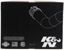 K&N 10-12 Ford F150 SVT Raptor 6.2L V8 High Flow Performance Intake Kit