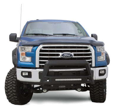 Lund 04-18 Ford F-150 (Excl. Heritage) Revolution Bull Bar - Black
