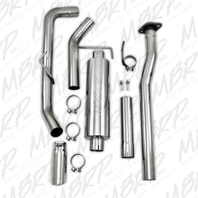 MBRP 11-12 Ford F150 V6 Ecoboost 3in T409 Cat Back Single Side Exit