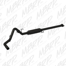 MBRP 2015 Ford F-150 2.7L - 3.5L EcoBoost 3in Cat Back Single Side Black Exhaust System