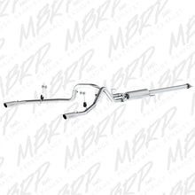 MBRP 2015 Ford F-150 2.7L - 3.5L EcoBoost 2.5in Cat Back Dual Split T409 Exhaust System