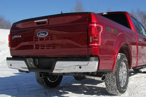 MBRP 2015 Ford F-150 5.0L 3in Cat Back Single Side Exit T409 Exhaust System