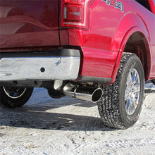 MBRP 2015 Ford F-150 2.7L - 3.5L EcoBoost 4in Cat Back Single Side Alum Exhaust System