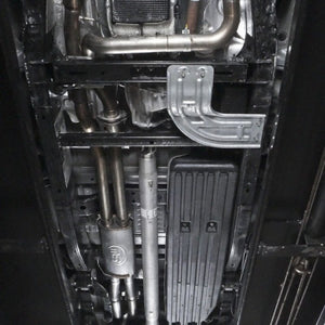 Stainless Works 2017 F-150 Raptor 3.5L 3in Downpipe Factory Connection