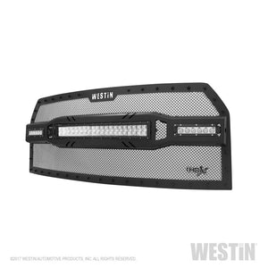 Westin 2015-2017 Ford F-150 HDX LED Grille - Textured Black