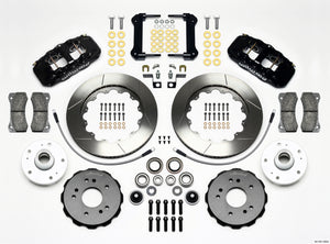 Wilwood AERO6 Front Truck Kit 14.25in 97-03 Ford F150