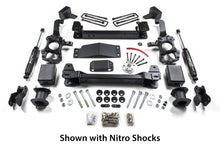 "Zone | F47 | 4"" Suspension Lift Kit Fits 2015-2017 Ford F150 4WD"
