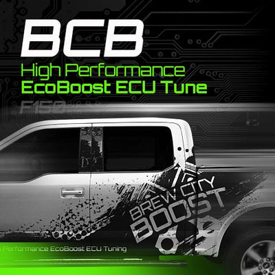Brew City Boost | FSW-Tune-Pack | Custom Tuning For Ford F150 2.7L EcoBoost