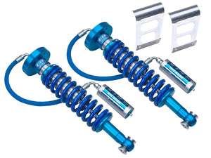 King Shocks 2.5 Remote Reservoir Coil-Over Shocks Fits 2014-2018 Ford F150 - Free Shipping!