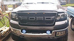 Raptor Style Grille With Letters Fits 2004-2008 Ford F150