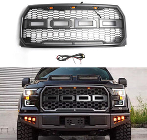 TFS Raptor Style Grille fits 2015-2017 Ford F150
