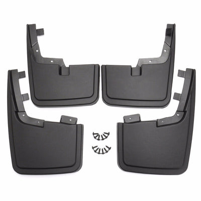 TFS Moulded Mud Flaps fits 2015-2017 F150