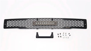 Putco | 88160L | Black Steel Bumper Grille Insert For 2015-2017 Ford F150