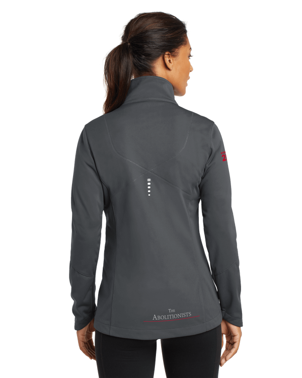 OGIO Grey Soft Shell - Ladies