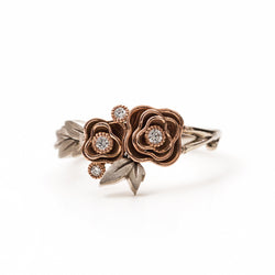 Rose Bouquet Ring