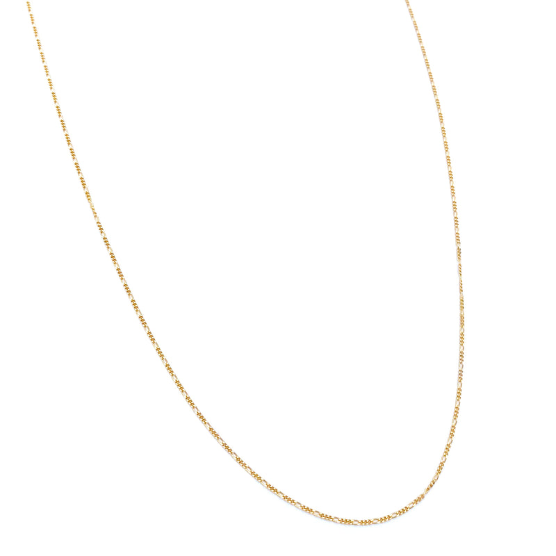 Dainty Figaro Chain Necklace